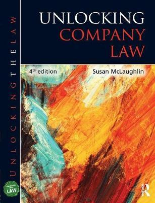 Unlocking Company Law by Susan Mclaughlin