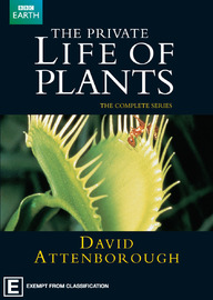 The Private Life of Plants on DVD image