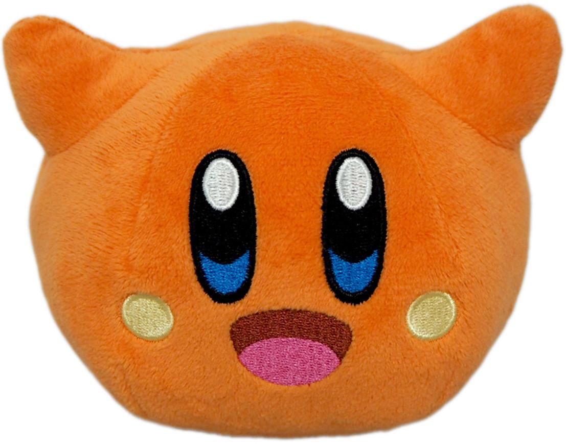 "Kirby: Scarfy - 5"" Plush image"