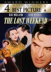 The Lost Weekend on DVD