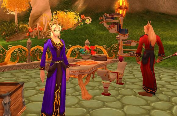 World of Warcraft: The Burning Crusade for PC Games image