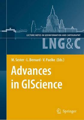 Advances in GIScience image