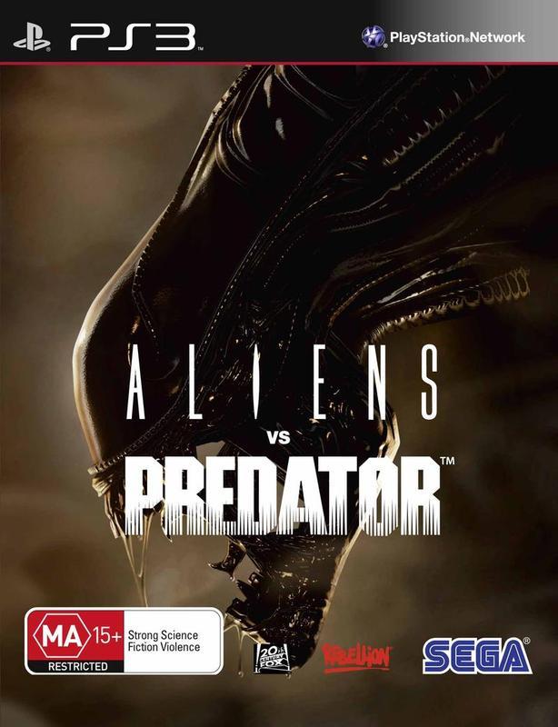 Aliens vs Predator Survivor Edition for PS3