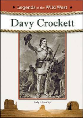 Davy Crockett by Judy L Hasday