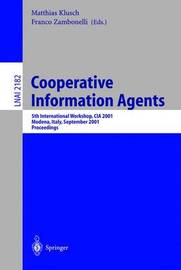 Cooperative Information Agents V