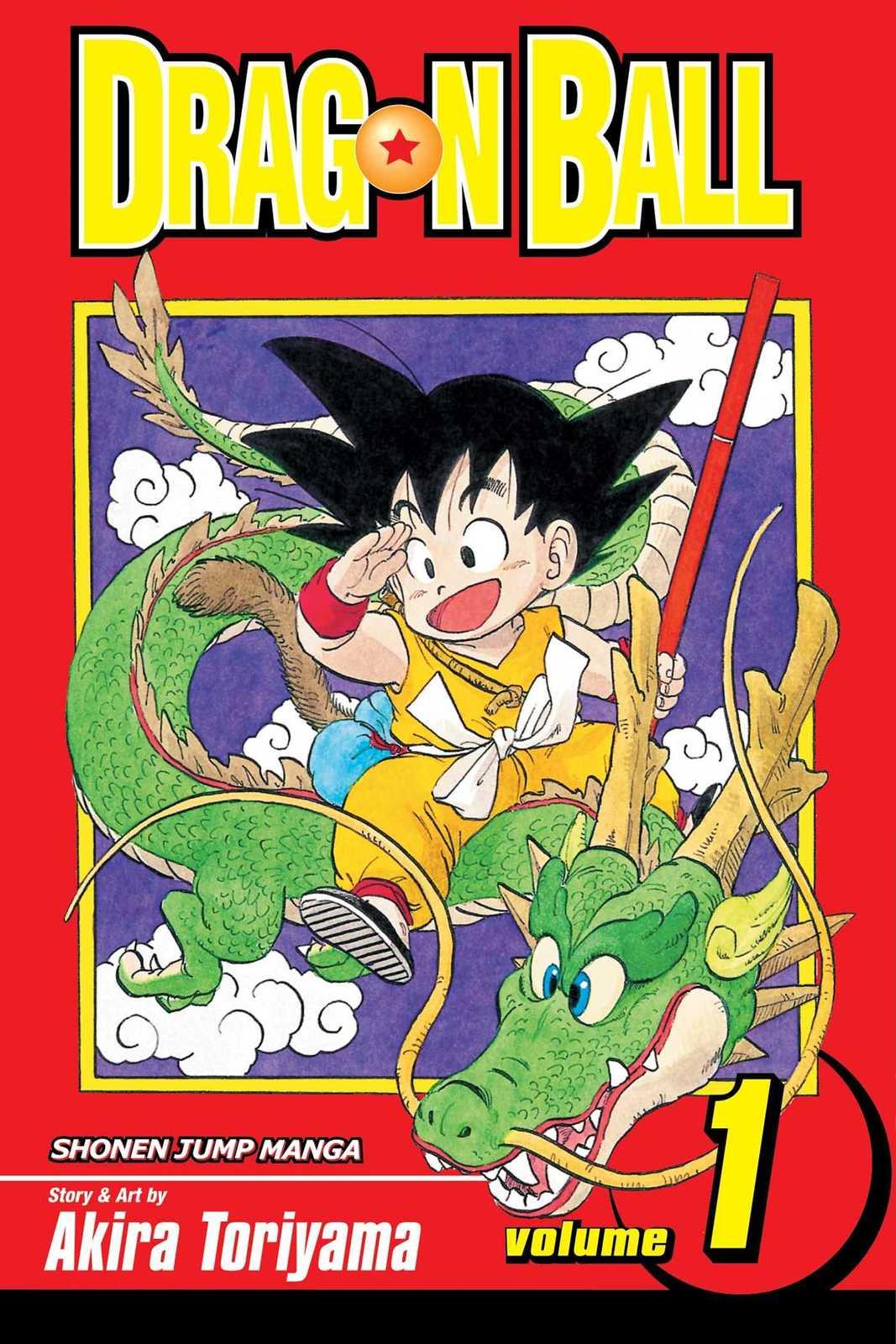 Dragon Ball: v. 1 by Akira image