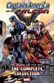 Captain America & The Falcon By Christopher Priest: The Complete Collection by Christopher Priest