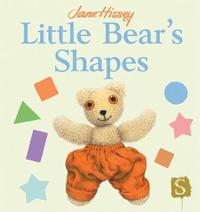 Little Bear's Shapes by Jane Hissey image