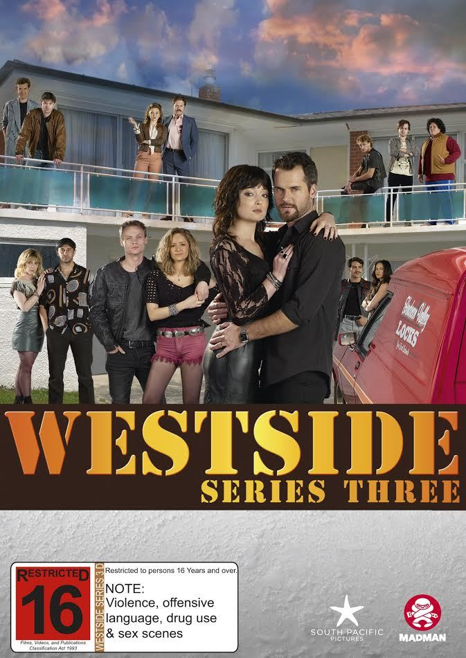 Westside - Series 3 on DVD image