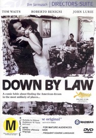 Down By Law on DVD image