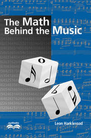 The Math Behind the Music by Leon Harkleroad image