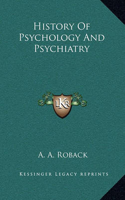 history of phychology Last updated 17 january 2010 abbott, albert h (1900) experimental psychology and the laboratory in toronto university of toronto monthly, 1, 85-98, 106-112.