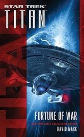 Titan: Fortune of War by David Mack