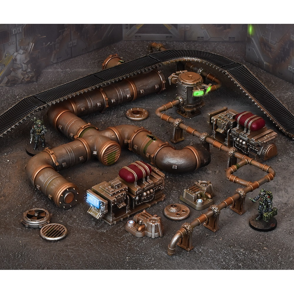 Terrain Crate: Industrial Accessories image