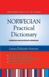 Norwegian-English / English-Norwegian Practical Dictionary by Laura Ziukaite-Hansen image