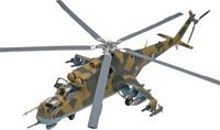 Revell 1/48 Mil Mi 24 Hind Scale Model Kit