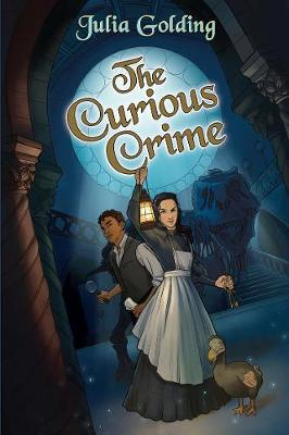 The Curious Crime by Julia Golding image