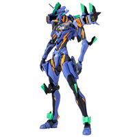 Revoltech Evangelion Evolution: Evangelion ANIMA EVA Unit-01 Final Model - Action Figure