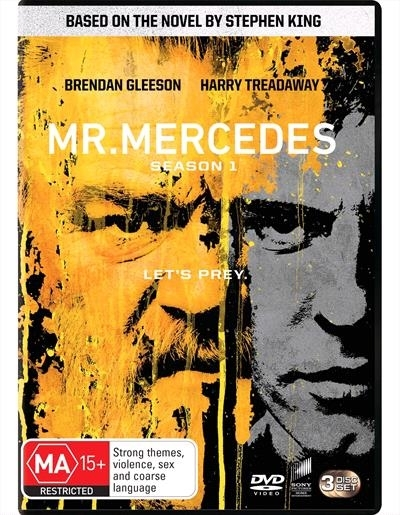 Mr. Mercedes: Season 1 on DVD