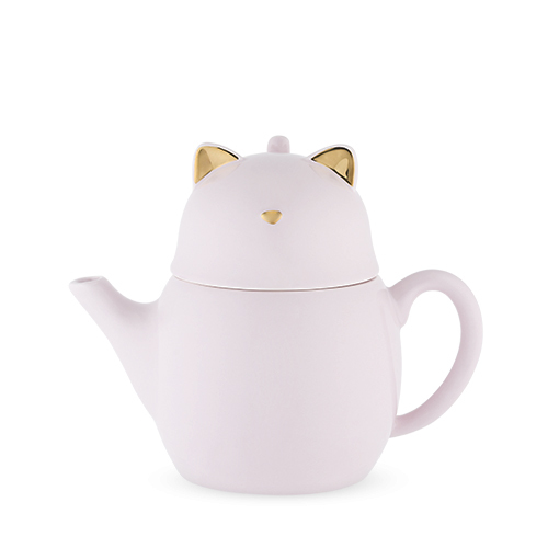 Pinky Up - Purrrcy Cat Tea for One Set