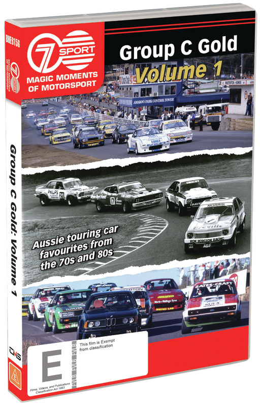 Magic Moments Of Motorsport: Group C Gold Volume 1 on DVD