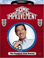 Home Improvement - Complete Season 1 (4 Disc Set) on DVD