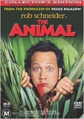 Animal on DVD