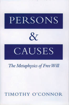 Persons and Causes by Timothy O'Connor image