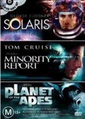 Sci-Fi Triple Pack (3 Disc Set) on DVD