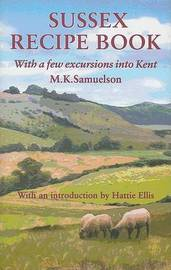 Sussex Recipe Book by M. K. Samuelson image