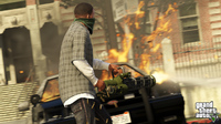 Grand Theft Auto V for PS3 image