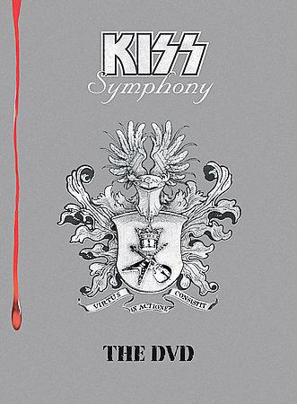 Kiss - Symphony on DVD