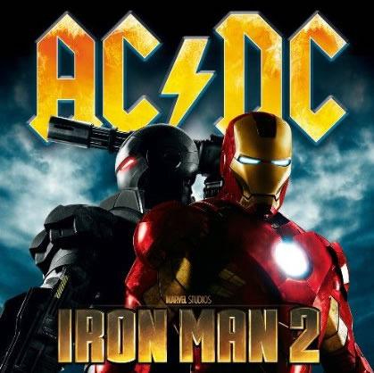 AC/DC: Iron Man 2 by AC/DC