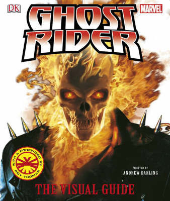 Ghost Rider Visual Guide by Andrew Darling