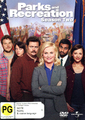 Parks and Recreation - Season 2 on DVD