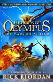 The Mark of Athena (Heroes of Olympus #3) by Rick Riordan