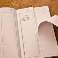 Paper+Cup - Old School Ledger by Paper + Cup image