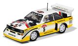 Scalextric Audi Sport Quattro Rohrl/Geistdorfer 1/32 Slot Car