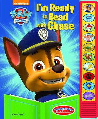 PAW Patrol - I'm Ready to Read with Chase