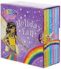Holiday Fun: Rainbow Magic - Little Library by Narinder Dhami
