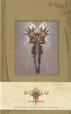 Diablo: High Heavens Blank Journal (Large) by Blizzard Entertainment