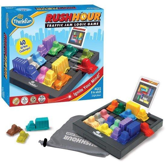 Thinkfun - Rush Hour with Anniversary Bundle