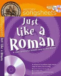 Just Like a Roman: A Fact Filled History Song by Suzy Davies by Suzy Davies image