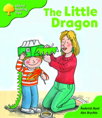Oxford Reading Tree: Stage 2: More Patterned Stories A: the Little Dragon by Roderick Hunt image