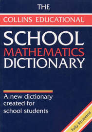 School Mathematics Dictionary image