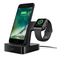 Belkin: Powerhouse - Apple Watch & Phone Dock (Black)