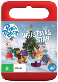 Peter Rabbit: The Christmas Star on DVD