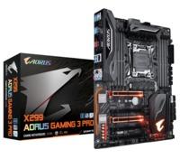 Gigabyte: Aorus X299 AORUS Gaming 3 - Pro Motherboard