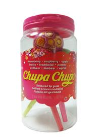 Lip Smackers - 3 Piece Chupa Chups Gloss Jar