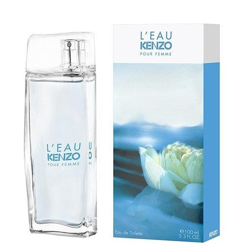 Kenzo: L'Eau Kenzo Pour Femme Perfume (EDT, 100ml)